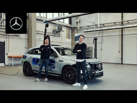 Mercedes-EQ Enthusiasts – How to Test an Electric Vehicle