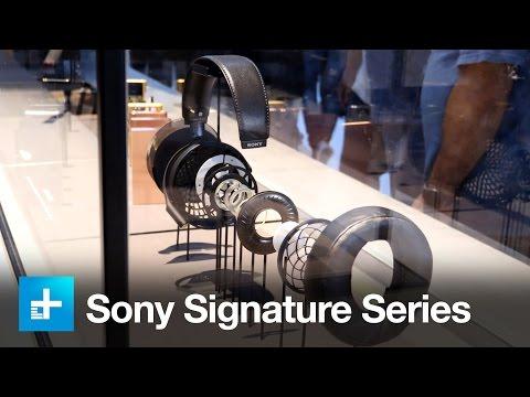 Sony Signature Series Announcement - IFA 2016 - UC8wXC0ZCfGt3HaVLy_fdTQw