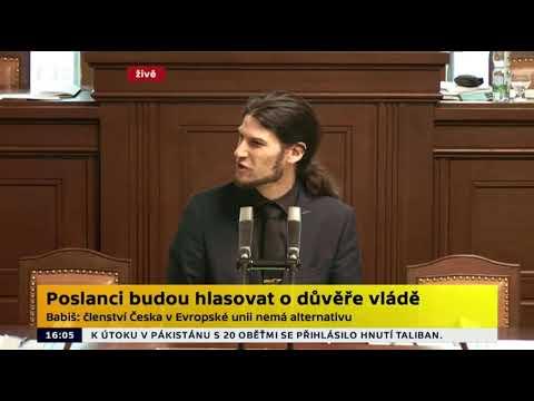 Pirát Vojtěch Pikal donutil nastoupit vládu do lavic