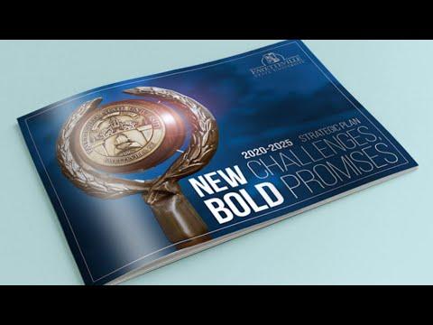 Fayetteville State University 2020-2025 Strategic Plan: New Challenges, Bold Promises