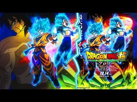 The NEW Saiyan Arrives! Broly Returns In The Dragon Ball Super Movie