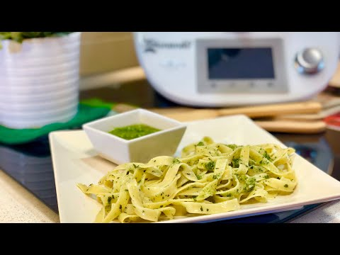 PASTA al PESTO THERMOMIX