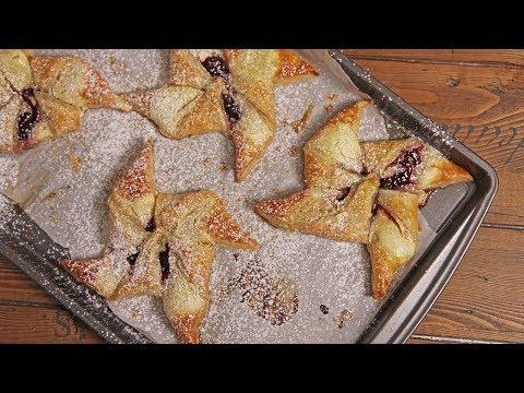 Raspberry Cheesecake Danishes | Ep. 1336