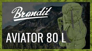 video - Batoh BRANDIT AVIATOR - Military Range CZ/SK