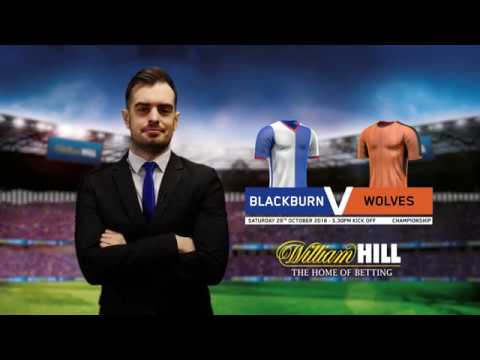 Championship: Blackburn v Wolves - 29 October 2016