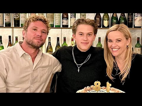 Reese Witherspoon REUNITES With Ryan Phillippe for Son's Birthday