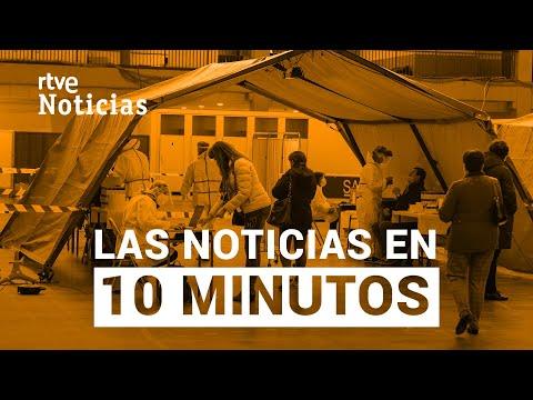Las noticias del SÁBADO 14 DE NOVIEMBRE en 10 minutos | RTVE