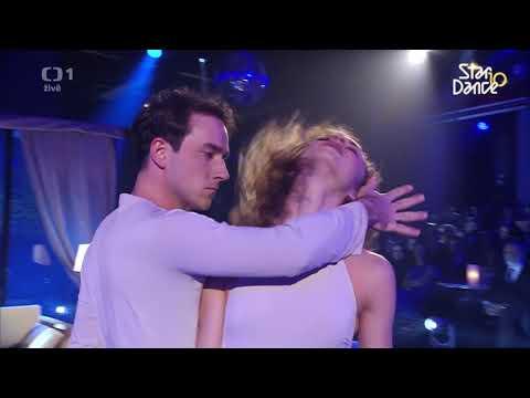 Matouš Ruml a Natálie Otáhalová současný tanec
