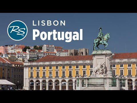 Lisbon, Portugal: Distinctive Architecture – Rick Steves' Europe Travel Guide – Travel Bite