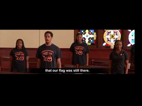 Lincoln University Concert Choir Sings the National Anthem for the Pittsburgh Steelers Oct. 18, 2020