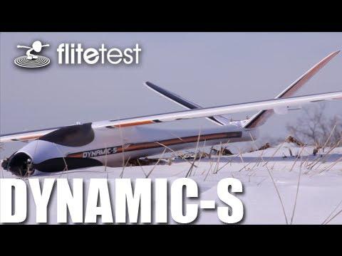 Flite Test - Dynamic-S - REVIEW - UC9zTuyWffK9ckEz1216noAw