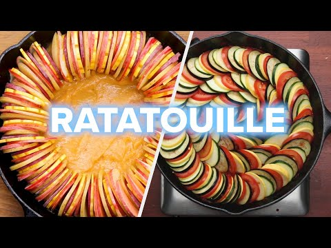 6 Warm And Hearty Ratatouille Recipes ? Tasty