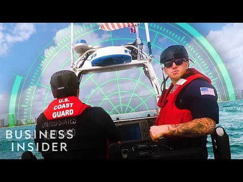 Tracking Drug Smugglers And Unauthorized Migrants With The Coast Guard In Miami - UCcyq283he07B7_KUX07mmtA