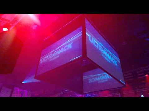 Ultrahack opening the 6 Nov 2015