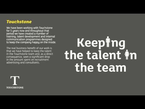 Touchstone: Keeping talent in the team