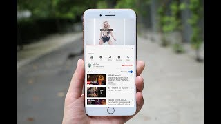 Youtube New Feature Swipe to Play Next & Previous Videos in iPhone