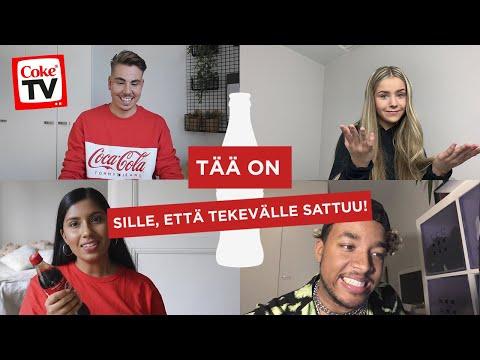 ANI, ELISA, VALTTERI, SAANA JA KAUDEN PARHAAT MOKAT   #CokeTVSuomi