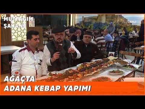Ağaçta Adana Kebap! - Ayvaz Şef'le Mutfağım Şahane - 19 Şubat 2020