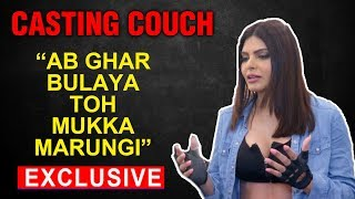 Sherlyn Chopra EXPOSES Casting Couch In Film Industry | EXPLOSIVE REACTION