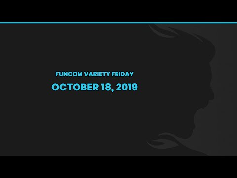 Funcom Variety Friday - Spooking our pants off in Hide and Shriek