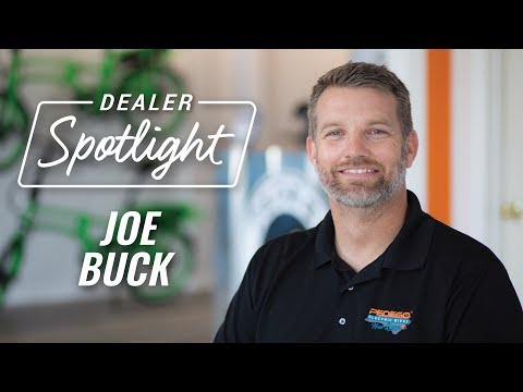 Dealer Spotlight | Joe Buck | Pedego New Bern