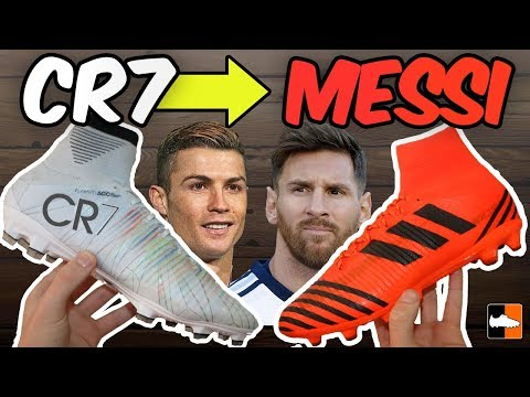 new product 847d4 eddd1 How To Make Ronaldo Superfly into Messi Nemeziz!