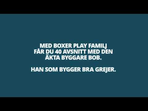 Boxer Play - Byggare Bob