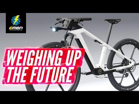 Future E Bike Technology Part 2 | Are Lightweight Electric Mountain Bikes The Future?