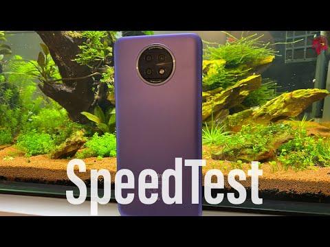 Xiaomi Redmi Note 9T Speedtest