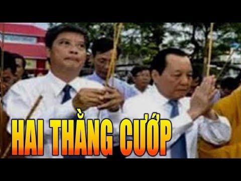 Thủ Thiêm lộ diện Ba Đua và  Lê Thanh Hải là hai thằng cướp