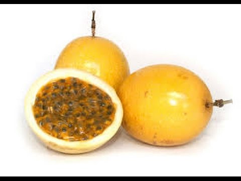 How To Make Fresh Passion Fruit Juice