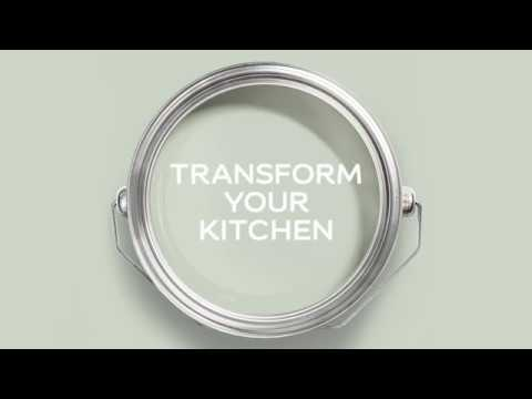 How to transform your kitchen with Tranquil Dawn