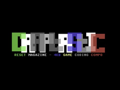 RETROJuegos - Reset64 4kb Craptastic Game Competition - Commodore 64 - Compilado#4