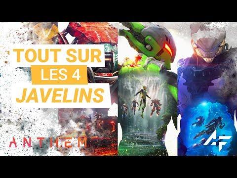 Tout savoir sur les Javelins - Progression, Personnalisation, Capacités, etc. - Anthem France - UC_arvuTUqumQqk-AxojzjBw