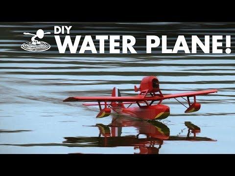 DIY RC Flying Boat | Porco Rosso - UC9zTuyWffK9ckEz1216noAw