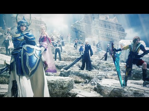 DISSIDIA FINAL FANTASY NT – Opening Cinematic - UCH3sMKVJ2P7hm7ROBy5FHJg