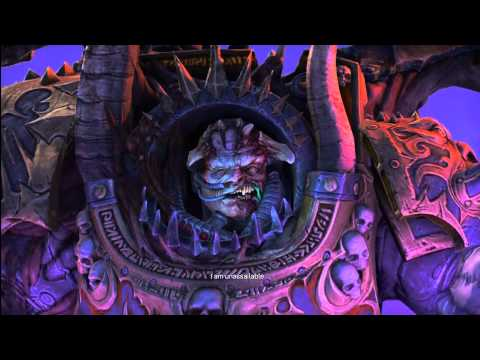 Warhammer Space Marine: Last Boss Fight + Final Cutscene - UCstxeHdGLaEs6rIP61YmzLA