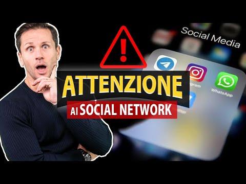 SOCIAL NETWORK: ATTENZIONE! | Avv. Angelo Greco