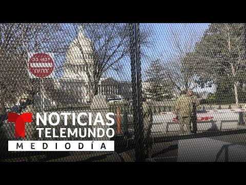 Investigan visitas guiadas inusuales en el Capitolio un día antes del ataque violento