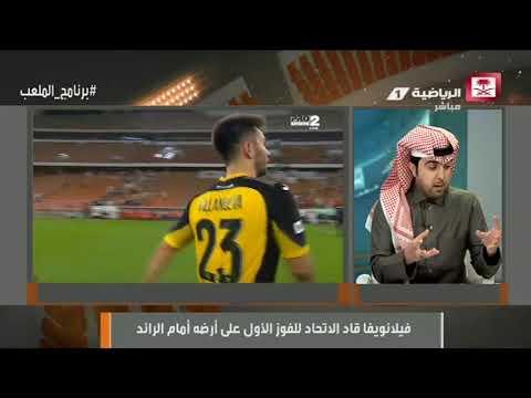 عبدالرحمن الرومي : عموري والعابد هم أفضل لاعبين على مستوى الخليج #برنامج_الملعب