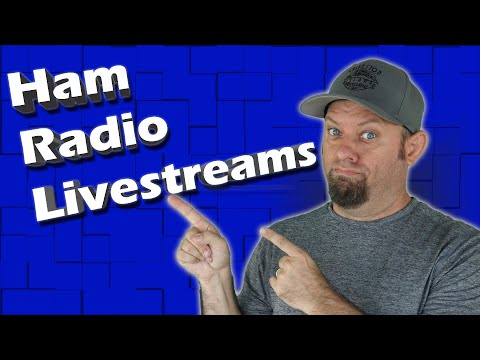 Ham Radio Livestreams That You Should Be Watching NOW!
