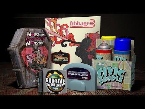 Jackbox Party Pack 4 - IGN Plays Live - UCKy1dAqELo0zrOtPkf0eTMw