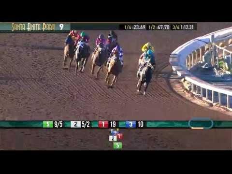 California Cup Derby (Cal-breds)  - January 28, 2017