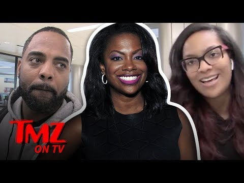 Kandi Burruss' Husband Says To Lay Off Her Joining Big Brother | TMZ TV