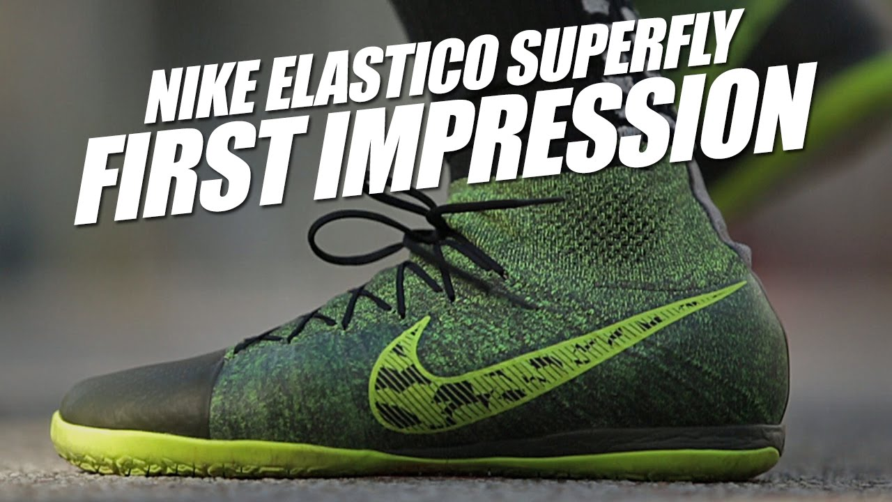 44b72102e360 Nike Elastico Superfly IC Play Test and First Impression   Racer.lt