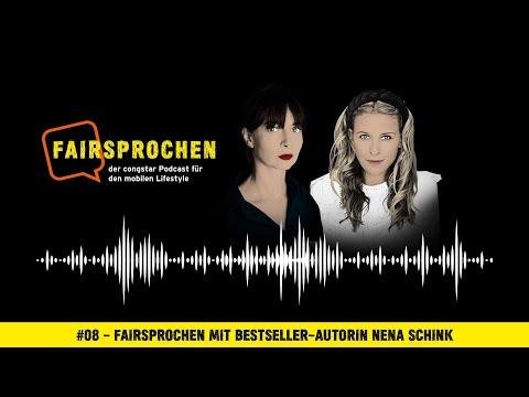 congstar Podcast #08 – FAIRsprochen mit Bestseller-Autorin Nena Schink