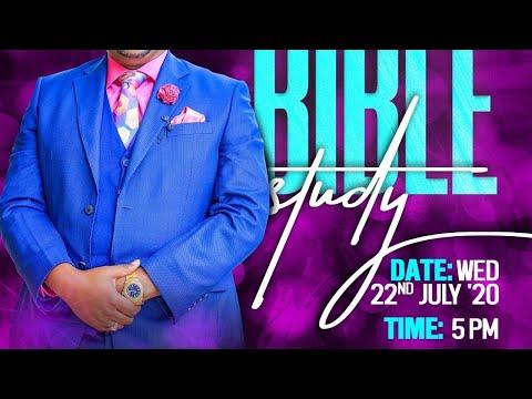 Jubilee Christian Church Live  - BIBLE STUDY. (#JCCOnlineBibleStud)  Paybill No:  545700 - A/c: JCC