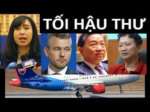 VN lên tiếng vụ Trịnh Xuân Thanh sau tối hậu thư của Slovakia