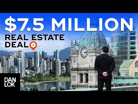 Private Client Closing $7.5 Million Dollar Real Estate Deal
