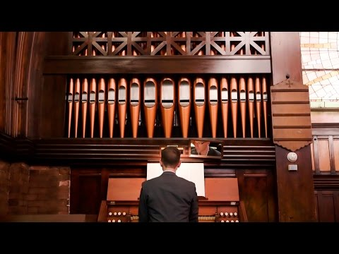 Star-Spangled Organ